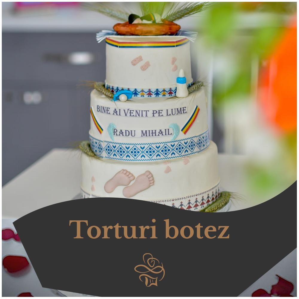 torturi botez DulcesaR Sibiu