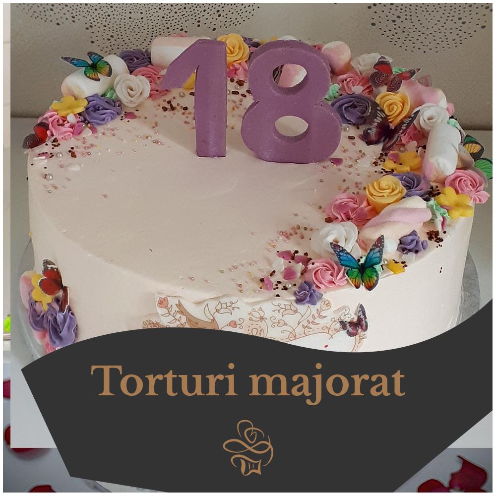 torturi majorat dulcesaR Sibiu