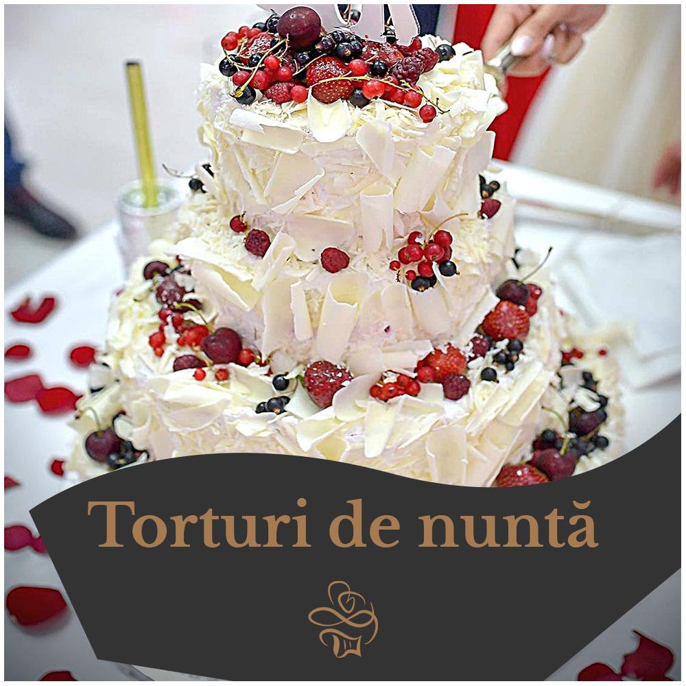 torturi nuntă dulcesar Sibiu
